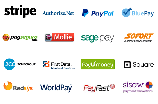 36 payment methods